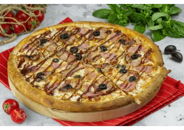 Пицца Неополитано BBQ
