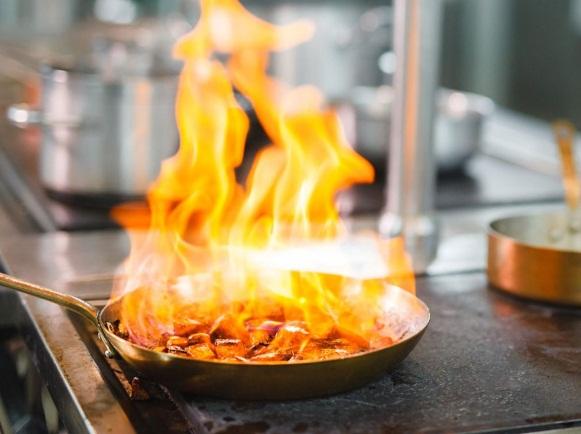 Доставка горячих блюд в Москве